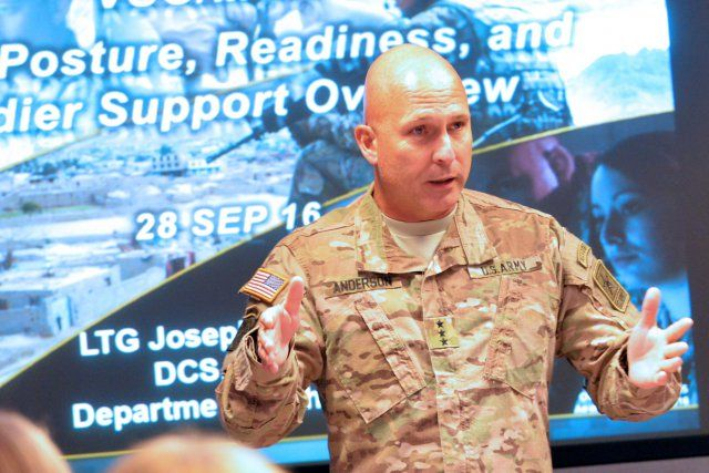 WASHINGTON (Army News Service) -- The operations tempo for Army units today is just as high as it was a decade ago during the height of deployments to Iraq, according to the Army's top operations officer.