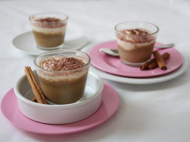 Receta Postre : Mousse de cappuccino por Macu2010