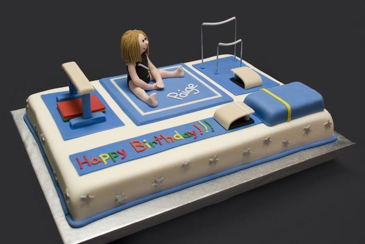 Gymnastics Birthday