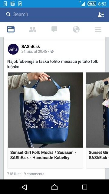 Slovakia handbag