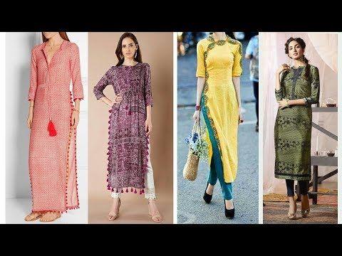 Latest Long Kurti Kurta Designs Collection Latest Fashion Casual Wear