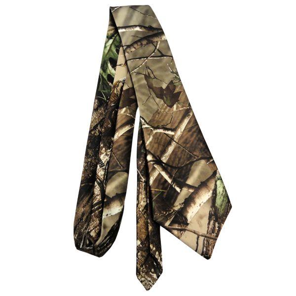 camoflauge dress ties | Realtree Camo Tie | Camo Formal Wear For Men