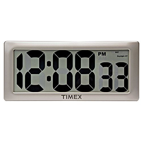 "Timex 75071TA2 13.5"" Large Digital Clock with 4"" Digits a... https://www.amazon.com/dp/B00SWUW7BA/ref=cm_sw_r_pi_dp_x_6h1tybYA7655E"