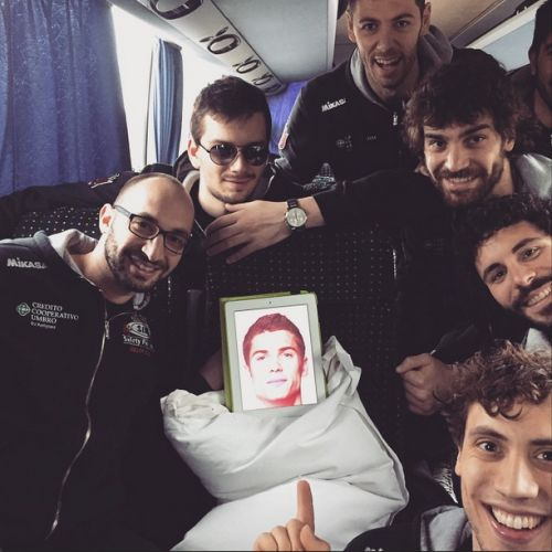 """lunafuf:""""We are going to Molfetta,finally he arrived""""They are the best"""