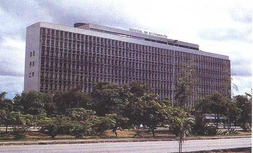 hospital da restauracao, 1951, Recife