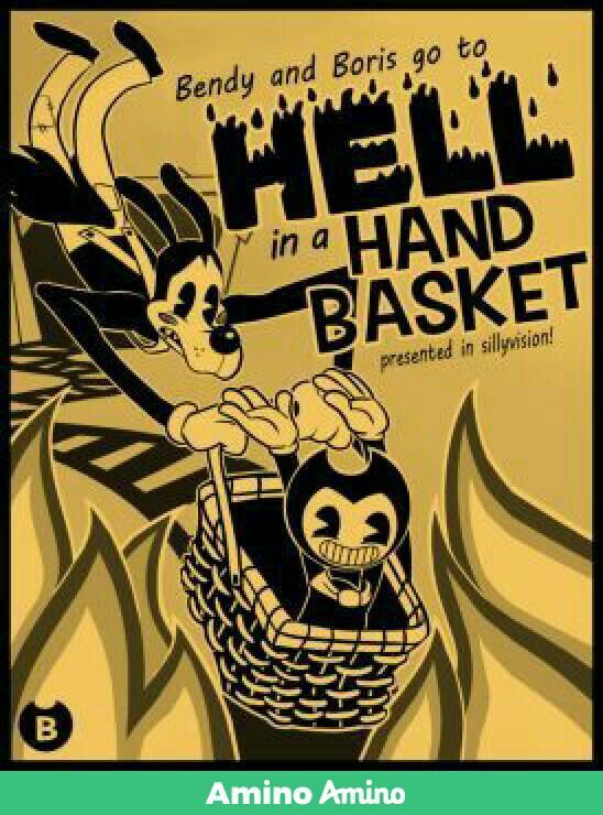 Hell in a basket? What does that mean?!