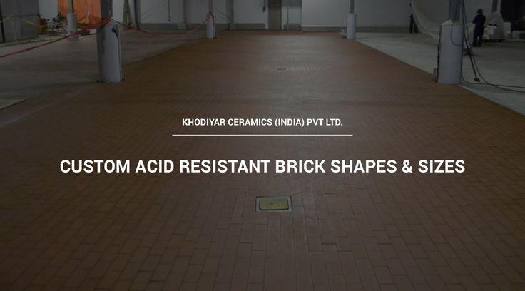 Khodiyar ceramic offers complete range of industrial Brick Acid and tiles as per Bureau of Indian Standards, ASTM International, EU and DIN standards, as well as a wide range of Ceramic Tiles Manufacturers in Ahmedabad.