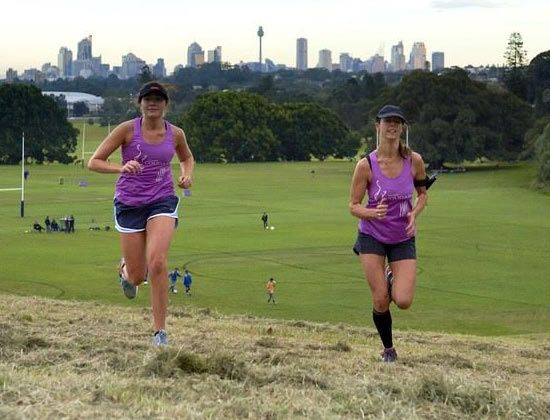 There's nothing quite like going for a run to work up a sweat, release some endorphins and get rid of built up stress. We chat to Catherine Andersen about her favourite running spots in Sydney. Check them out!