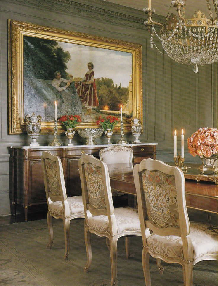 130 Best Images About Dining Rooms On Pinterest   Beautiful Dining