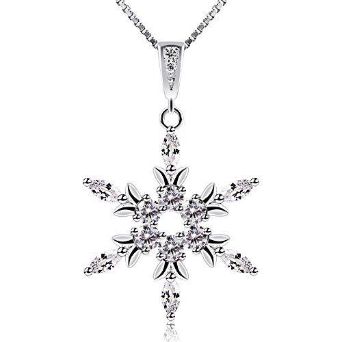 OFFERTA LAMPO A MENO DI 15: B.Catcher collana in argento con pendente a fiocco di neve con zirconi PREZZO IN OFFERTA: 10 (-86% di 69.99) (scadenza: 09 03 2017 ore 22:03)