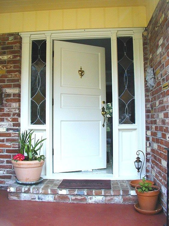 Awesome anderson Entry Door with Sidelights