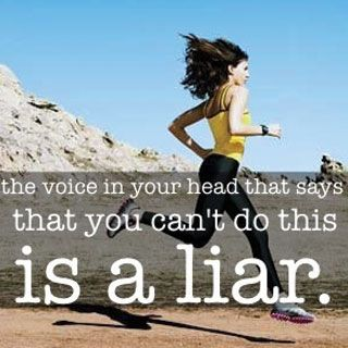 Yes you can!Remember This, Inspiration, Half Marathons, Truths, Keep Running, Running Quotes, Weights Loss, Fit Motivation, The Voice
