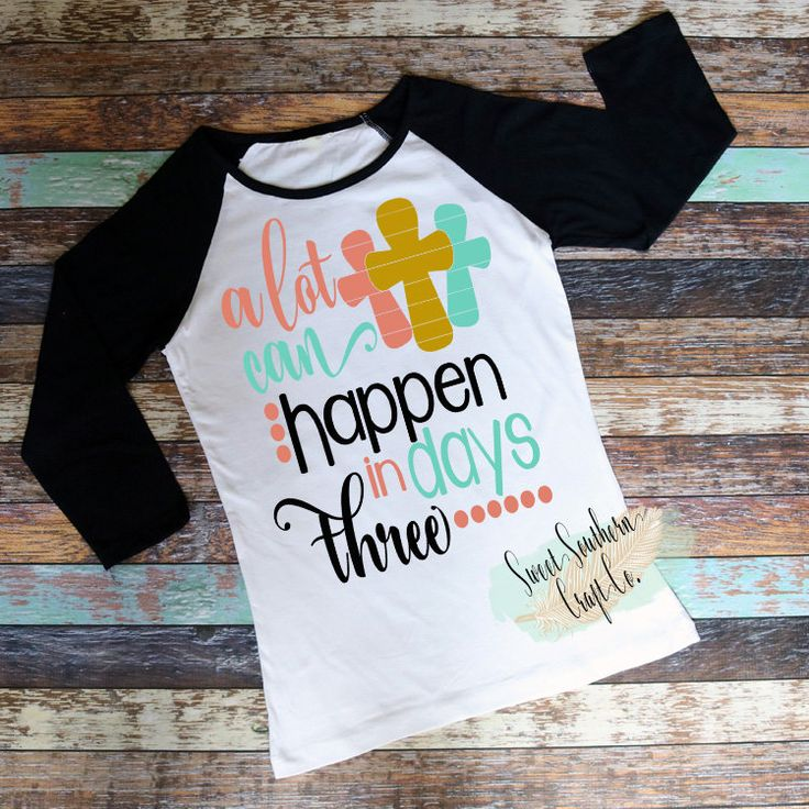 485 best easter ideas images on pinterest boy shower baby boy a lot can happen in three days tweentweenadult next level unisex raglan quick shipping easterje negle Choice Image