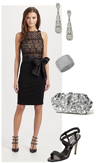 17 Best ideas about Christmas Party Dresses on Pinterest  Holiday ...