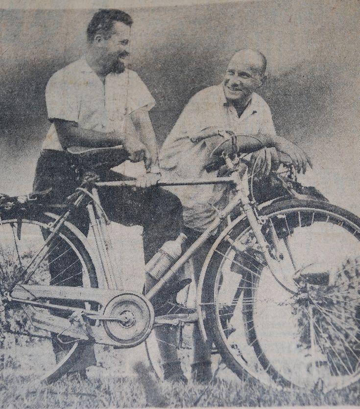 Giro del mondo in bici -  Valentino Rolando