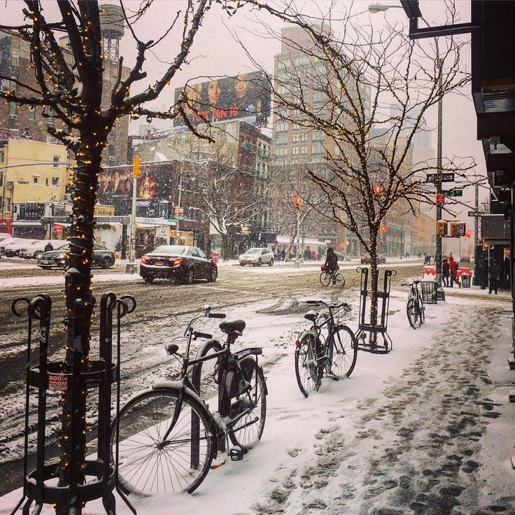 New York City winter by @NewYorkCliche | newyork newyorkcity newyorkcityfeelings nyc brooklyn queens the bronx staten island manhattan