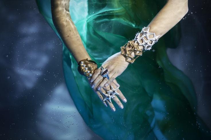 Frutti Di Mare collection, ANTIPEARLE jewelry