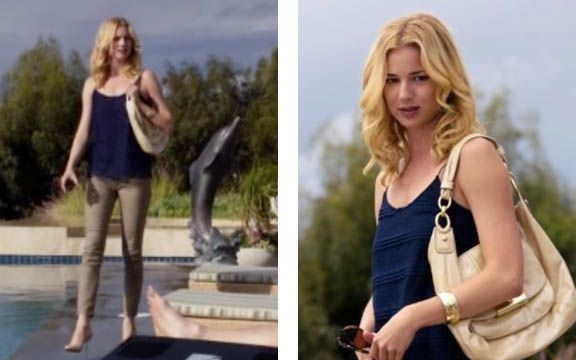"Emily Thorne, ""Duress"" - You Know You Love Fashion"