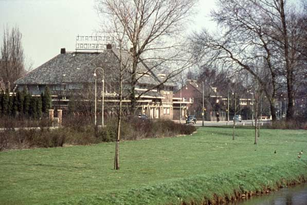 't Groenedal Willem de Clerqstraat