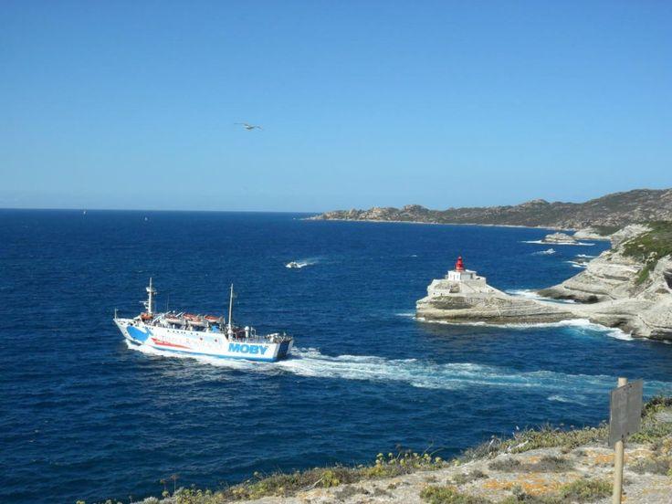 Fähre Korsika - Sardinien (Bonifacio)