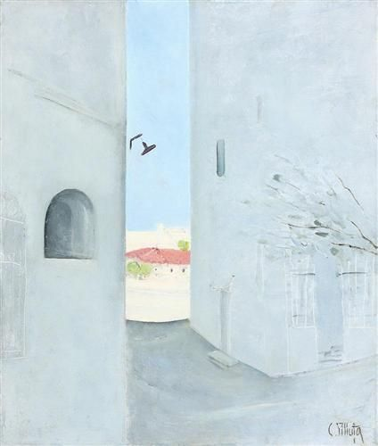 Wind Street - Constantin Piliuta