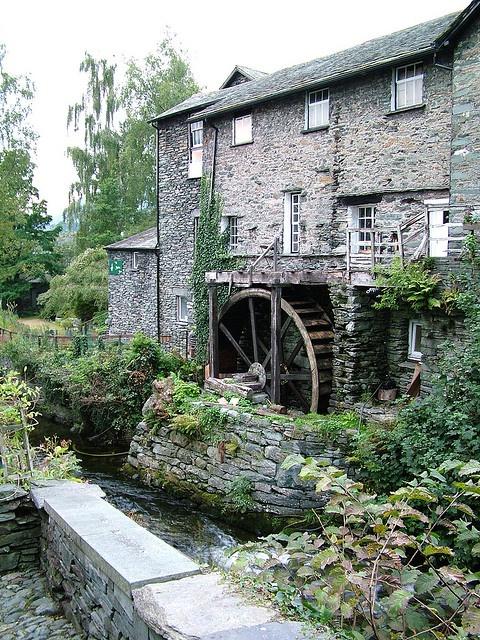 Ambleside, Lake District UK