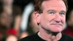 Robin Williams found dead- 8-11-14 RIP - so sad; such a gift to the world is gone.