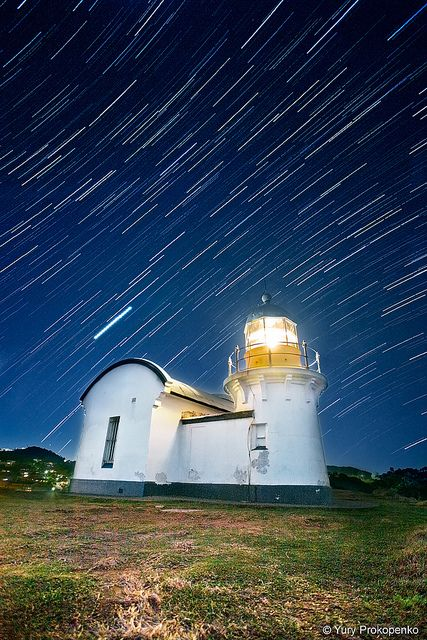 Port Macquarie Lighthouse by -yury-, via Flickr