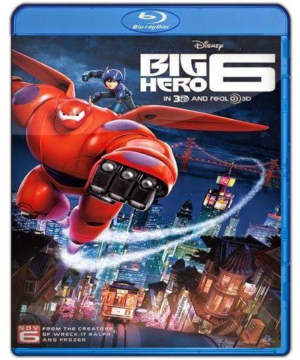 6 Grandes Héroes (Big Hero 6) HD 1080p Latino #Free #Movies #Downloads  En la metrópolis de San Fransokyo (cruce de San Francisco y Tokio), vive Hiro Hamada, quien aprende a sacar provecho de su capacidad gracias a su brillante hermano Tadashi y sus también brillantes amigos.