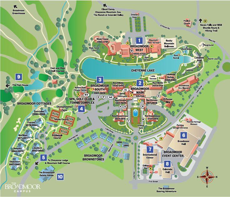 The Broadmoor Colorado Springs Hotels Hotels In Colorado