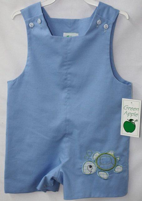 Baby Shortalls | Baby Jon Jon | Baby Boy Romper | Baby Boy Bubble Romper | Boy Rompers | Toddler Romper | Infant Romper 291393