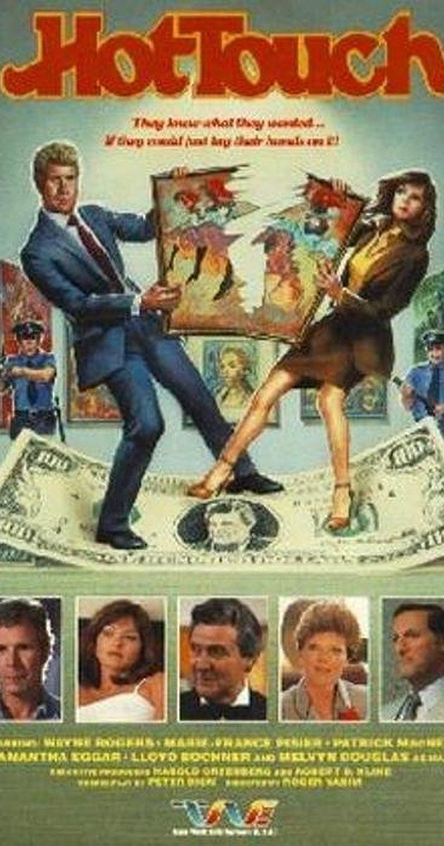 Directed by Roger Vadim.  With Wayne Rogers, Marie-France Pisier, Lloyd Bochner, Samantha Eggar. A master art forger and his partner in crime, an art expert who can vouch for the authenticity of the forgeries, are making a bundle. An art dealer figures out their scheme but agrees to keep quite if they forge some art lost in WWII.