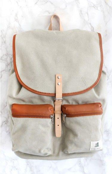 Status Anxiety Urban Lumberjack Backpack | Beginning Boutique shop new @ www.bb.com.au/new