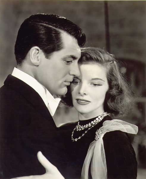 Holiday (1938) Cary Grant & Katharine Hepburn >> So love this movie and everything it says!!!