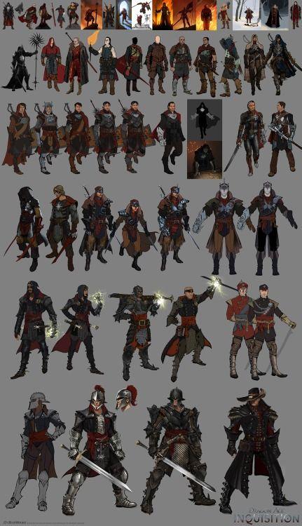 Dragon Age Inquisition Character Design Ideas : Best ideas about weapon concept art on pinterest