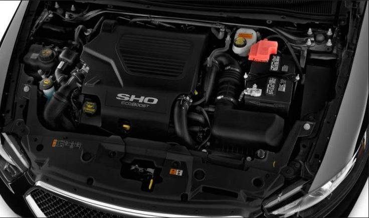 2018 Ford Taurus SHO Engine Specifications and Efficiency