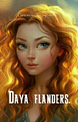 Daya; una mujer celosa y peligrosa, novia de Derek, hermano de Maria; Dios no me desampares. (Libro de Wattpad)