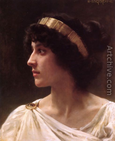 Irene - William-Adolphe Bouguereau
