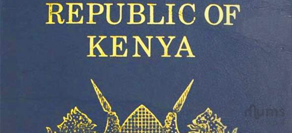 Getting a Kenyan Passport for your Child