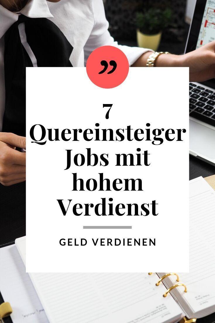 7 attraktive Jobs für Quereinsteiger mit hohem Gehalt – Kiluah