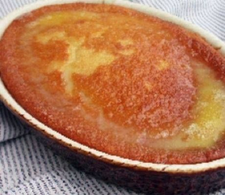 South African Vinegar Pudding