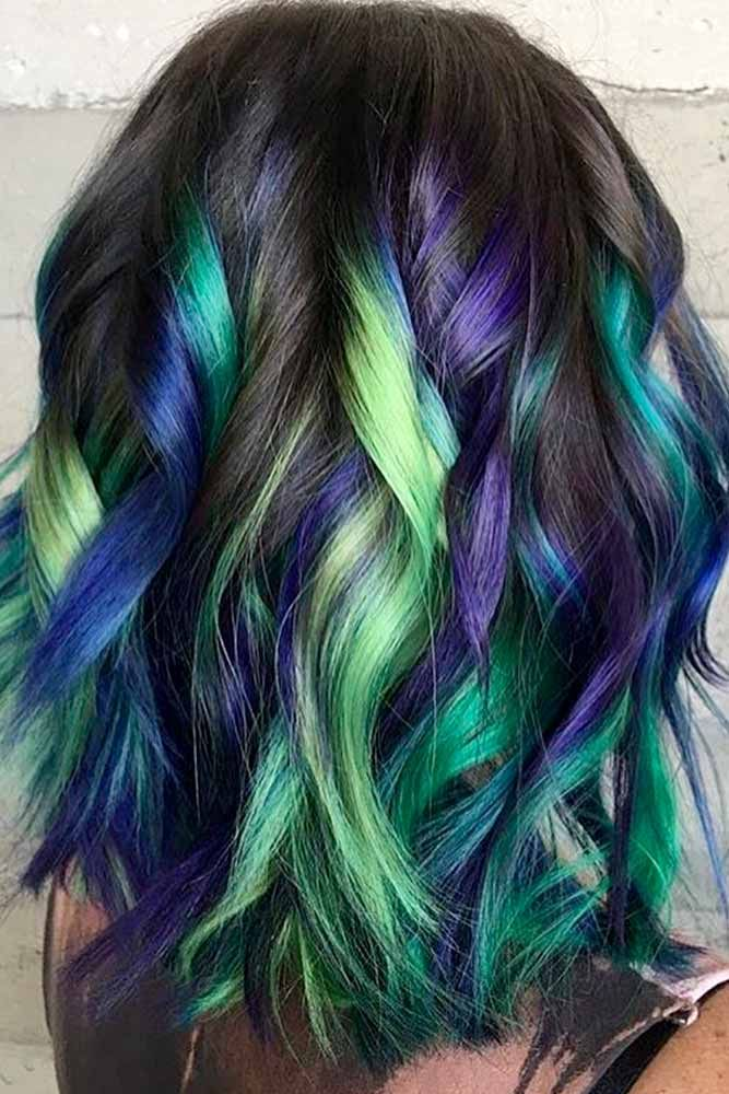 27 Medium Length Layered Hairstyles You'll Want to Try Immediately ★ Trendy Colorful Medium Length Layered Hairstyles picture 3 ★ Medium length layered hairstyles are beyond versatile and it may be difficult to pick the trendiest one on your own. But, hey, that is what we are here for! http://glaminati.com/medium-length-layered-hairstyles/