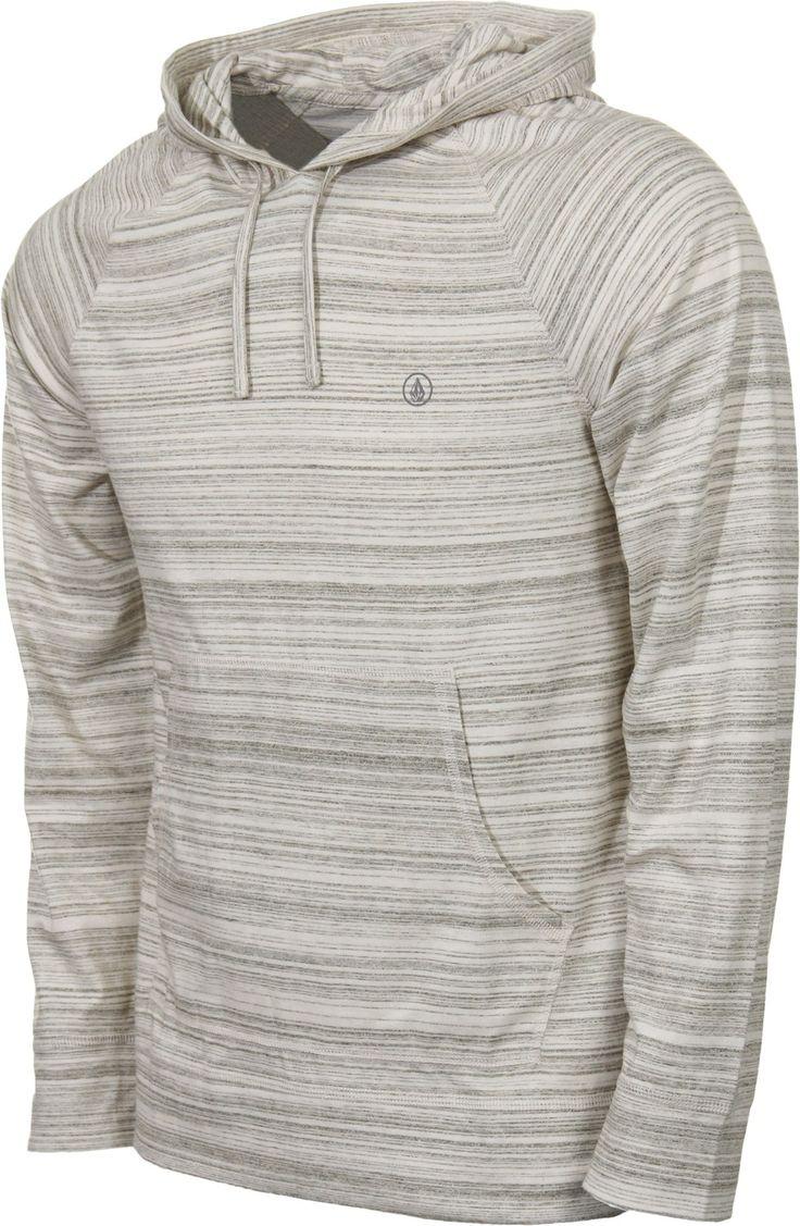 Volcom Blockade Haze Hoodie - vanilla - Men's Clothing > Hoodies & Sweaters > Hoodies > Pullover Hoodies
