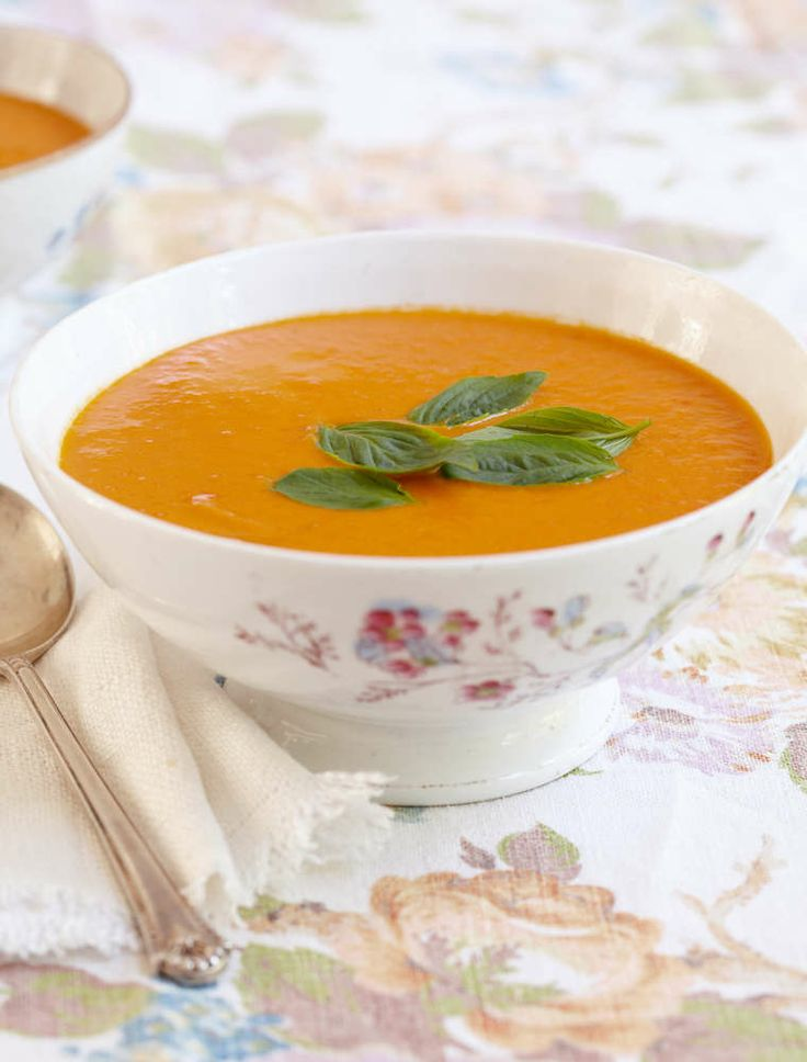 Mary Berry's Thai-Spiced Tomato Soup