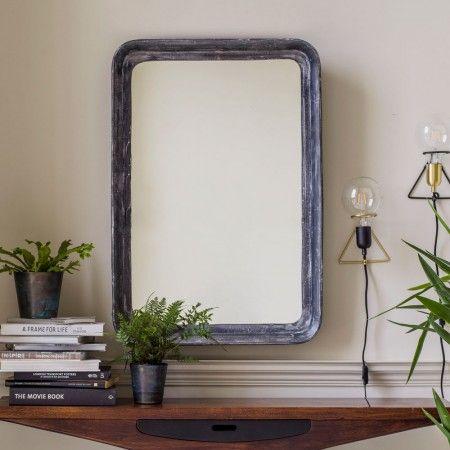 Grey Murray Mirror | Mirrors | Graham & Green