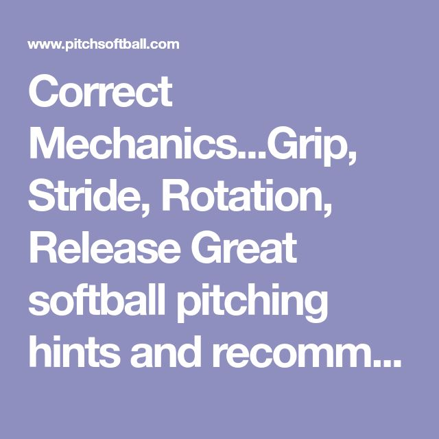 Best  Softball Pitching Ideas On   Softball Pitching