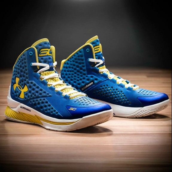 Under Armour Curry One 'Charged By Belief' Commercial