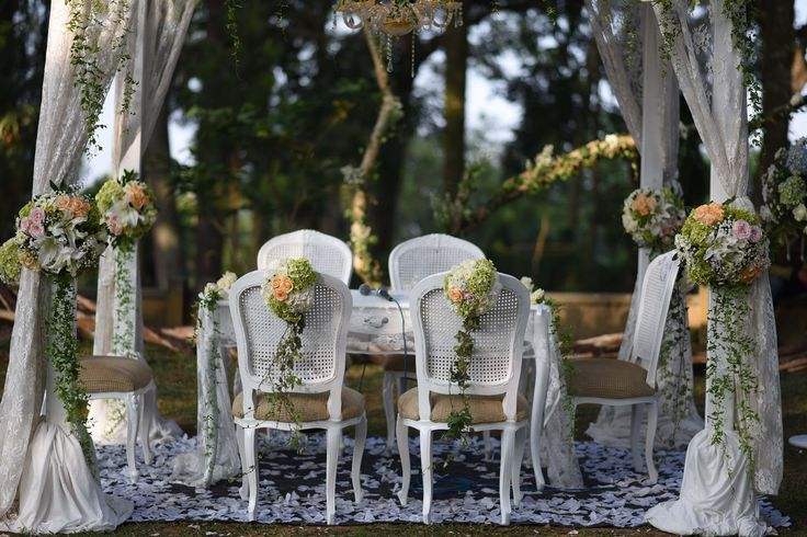 Vintage Wedding Outdoor at Pangrango Resort Sukabumi - BWX_8670
