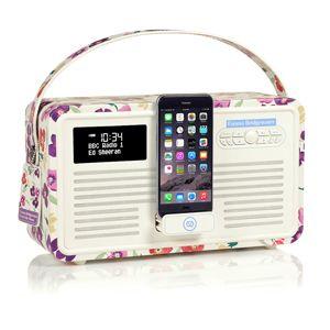 Wallflower Retro Radio MKII DAB & Bluetooth