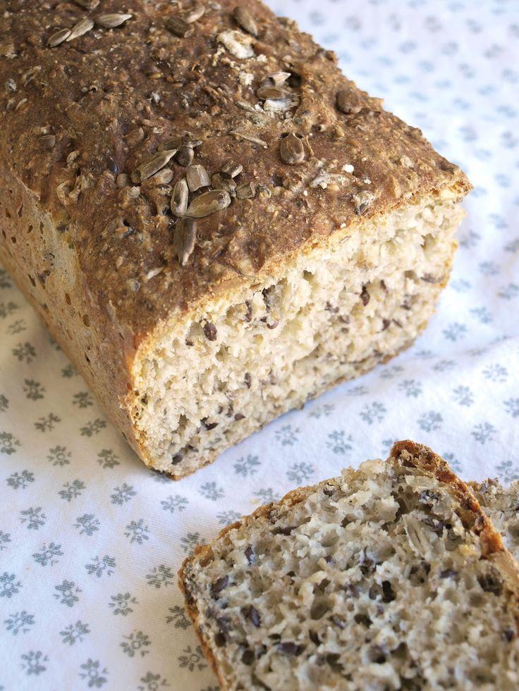lille hottentott: Brød á la Maria Skappel